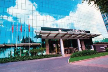 khách sạn Meridien Sài Gòn